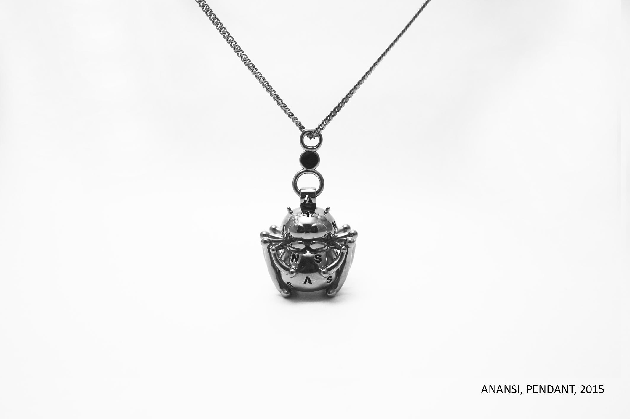 Anansi Pendant
