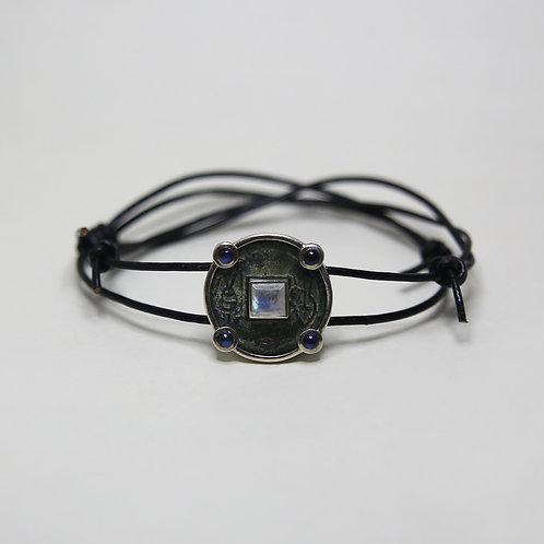 Chinese Coin Bracelet  中国古币手镯