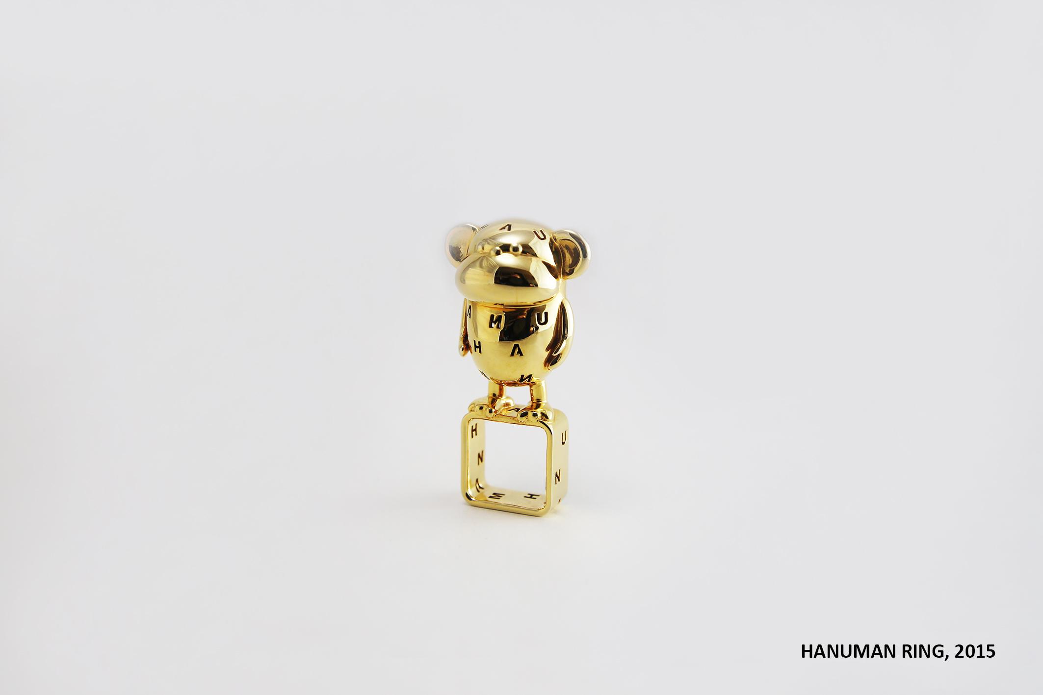 Hanuman ring 1