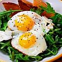 Яйцо жареное 50 гр