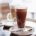 Горячий шоколад с молоком 260 мл