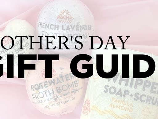 Mother's Day Gift Guide: The Fair Trade Way