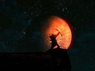 Happy Full Hunters Moon