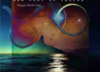 New Moon 3* Taurus & EarthDa