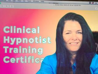 Clinical Hypnotist Training Certification