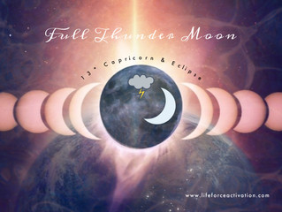 Full Thunder Moon