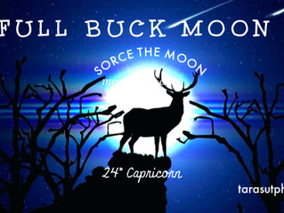 Full Buck Moon