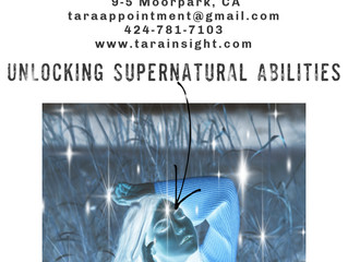Unlocking Supernatural Abilities