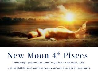 new moon 4* pisces