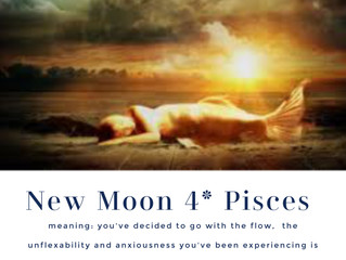 new moon 4* pisces