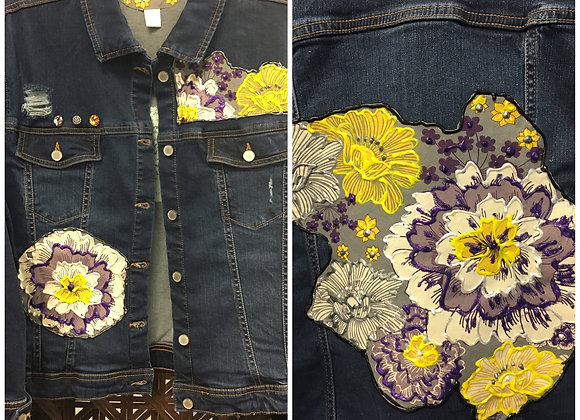 Enchanted Flower Jacket