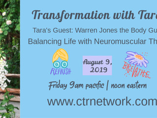 Balancing Life with Neuromuscular Therapy