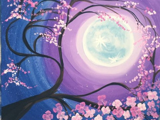 Spring Equinox & Moon of Winds