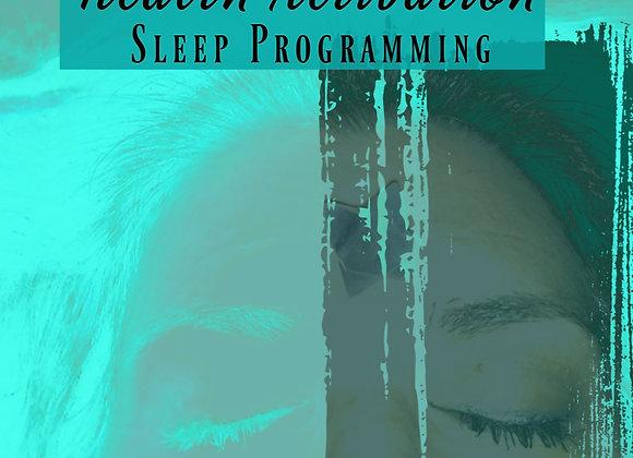 Health LifeForce Activation Sleep Programming