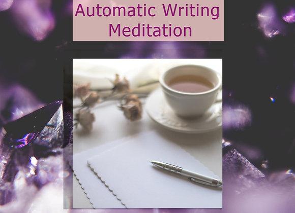 Abenda Link Automatic Writing Meditation