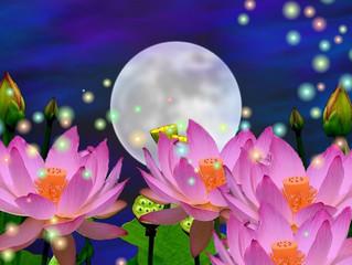 Full Flower Moons