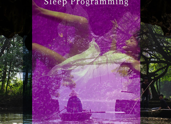 Dream of Past Lives Sleep Programming