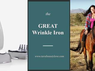 Wrinkle Iron