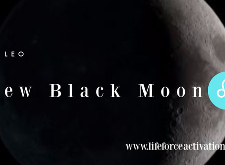 Black New Moon