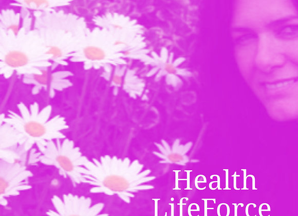 Health LifeForce Activation MEDITATION