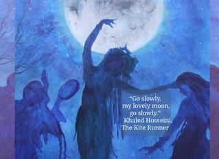 Moon Poetry