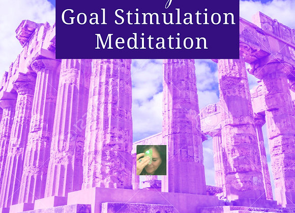 Goal Stimulation Meditation