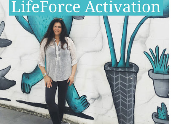 Weight Loss Life Force Activation MEDITATION