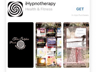 New App – IHypnotherapy