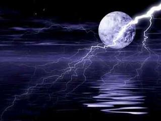 Happy Full Thunder Moon
