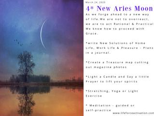 4* New Aries Moon