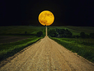 Full Corn Moon
