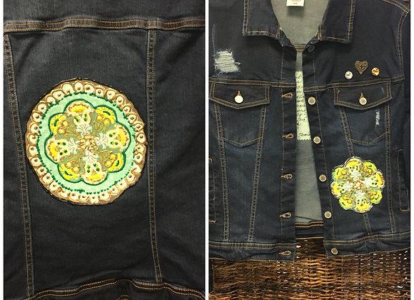 Enchanted Mandala Jacket