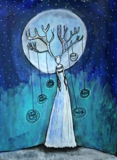 buck-moon-blue