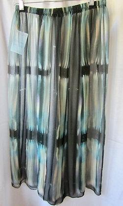 Northern Lights skirt