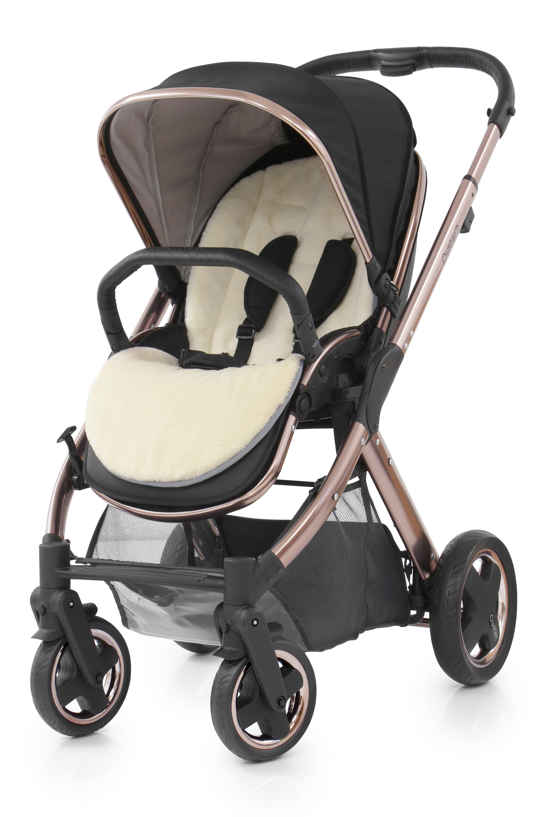 Oyster 2 Special Edition pram