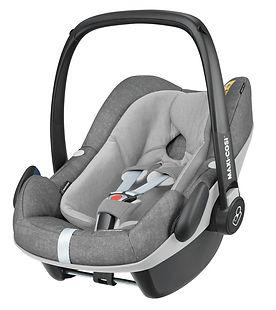 Pebble Plus car seat