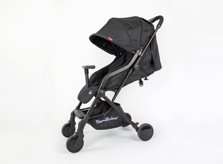 The Familidoo Stroller... now in store!