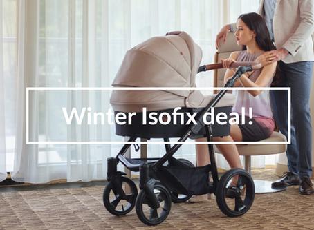 Venicci ISO Fix Deal