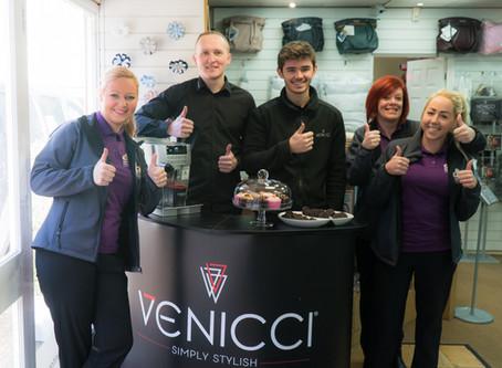 The Venicci Visit