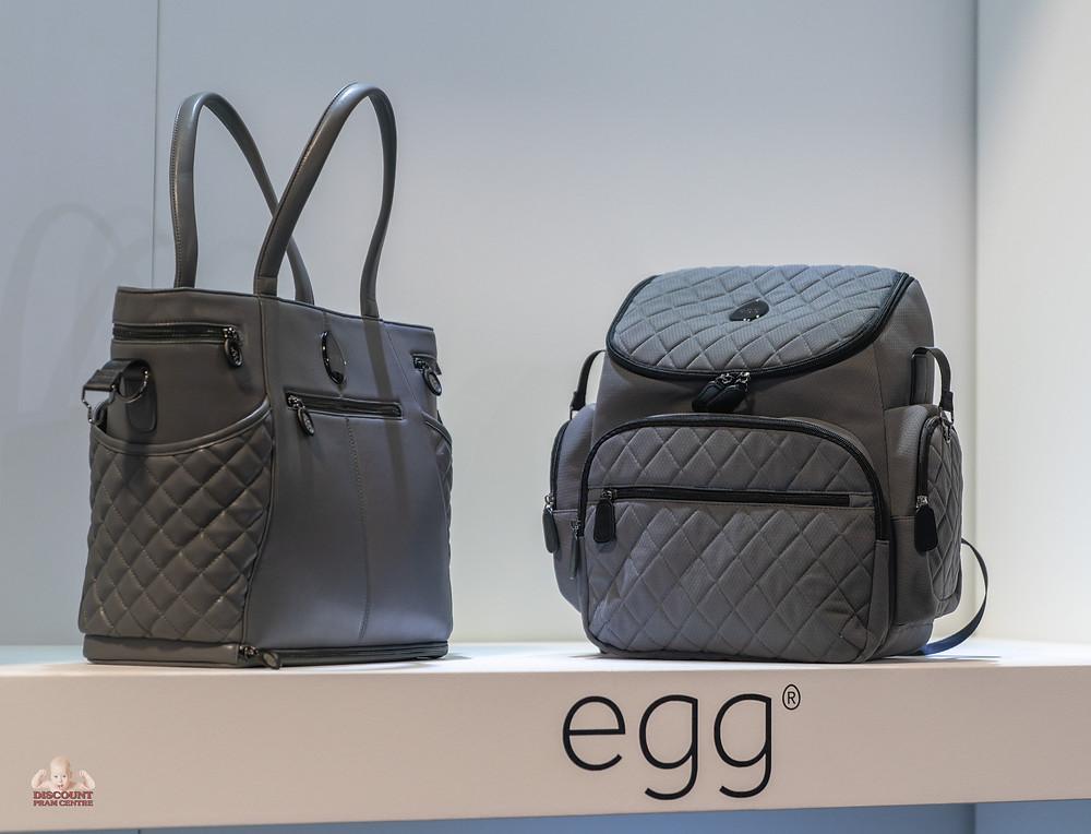 Changing bag & Backpack EGG