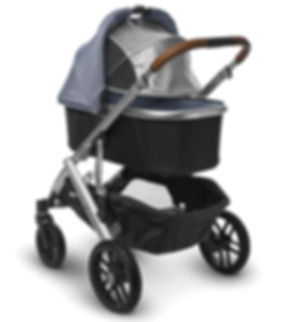 Pram with carrycot