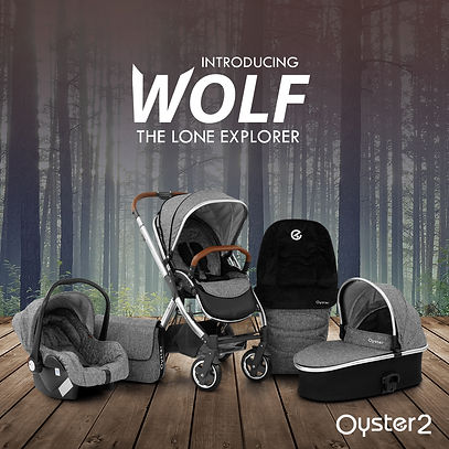 Oyster 2 Wolf