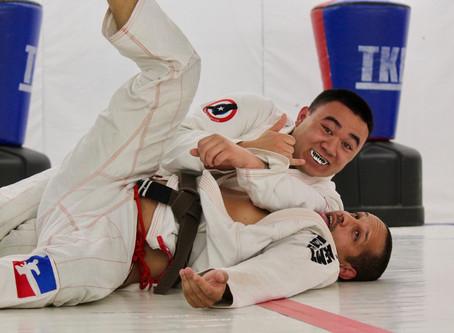 Why I train Jiujitsu at Lightning Kicks