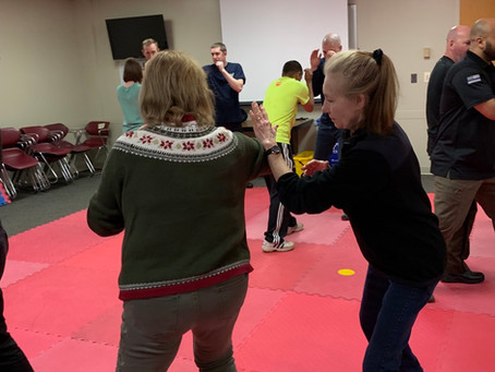 Things you should know before going to a self defense workshop