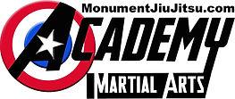 Academy Martial Arts | Monument Jiujitsu