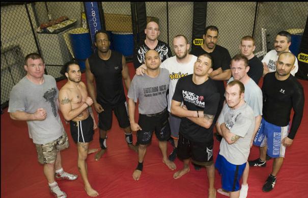 mixed martial arts in Kalamazoo. MMA in Kalamazoo and Portage