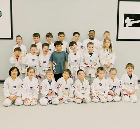 kid's martial arts in Kalamazoo