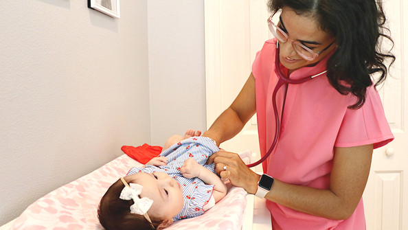 House Calls by a Pediatrician in the Tampa Bay Area
