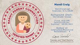 Mandi Craig Verified Badge.png