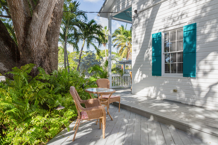 Copy of Island Oasis Side Porch Seating